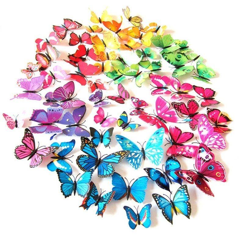 Kleurrijke-3D-Vlinders-set
